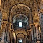 Medieval Monastery Inside