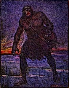 Medieval Poem Beowulf