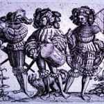 Landsknechts German Medieval Soldiers