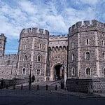 Medieval Castle Medieval Windsor Castle