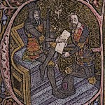 Medieval King Edward III Black Prince