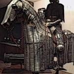 Medieval Mamluk Soldiers Armor