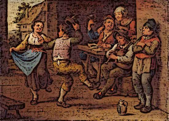Medieval Peasants - Medieval Dance