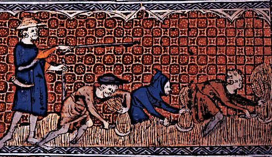 Medieval Peasants & Medieval Reeve