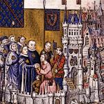 Image Depicts Medieval Feudalism in Europe Hommage du comté de Clermont en Beauvaisis