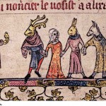 Medieval Christmas Mummers