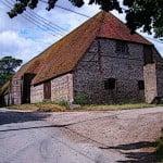 Medieval Feudalism Tithe Barn