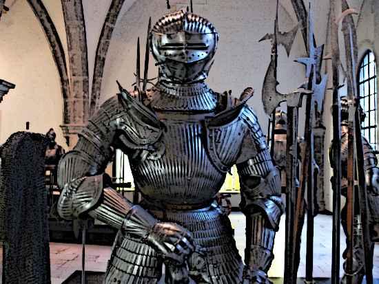 Medieval Germany German Armor