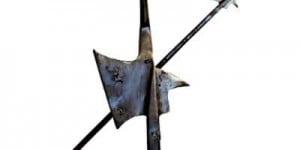 Halberd Weapons Swiss Soldiers