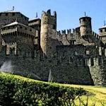Medieval Italian Castle Fenis