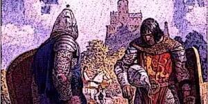 Lancelot Medieval Knight