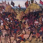 Medieval-Warfare-Battle-of-Crecy-Froissart