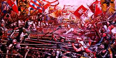 Medieval Warfare Battle of Sempach
