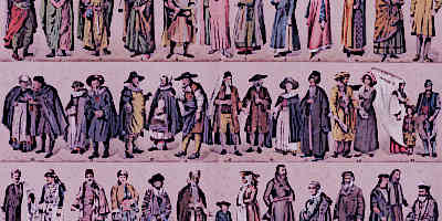 Medieval Sumptuary Laws