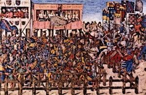 Medieval-Fighting-Games-Melee