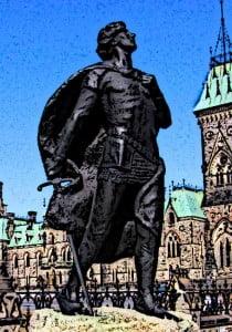 Sir-Galahad-Statue-In-Canada