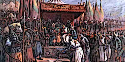 Saladin Muslim Leader