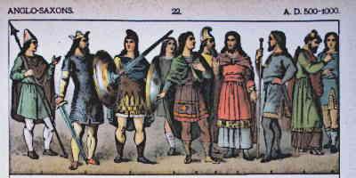 Anglo Saxon People