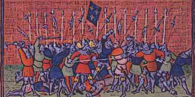Battle-of-Courtrai-1302