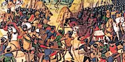 Medieval War Tactics