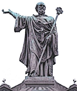 Statue-Of-Pope-Urban-II
