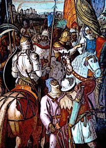 Saracen Armies Battle of Tours