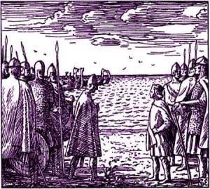 Early-Medieval-King-Hartacnut-Magnus-den-godes