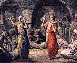 Moorish-Society-moorish-dancers-theodore-chasseriau