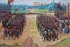 Tudor Weapons