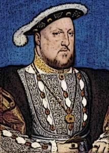 Top-10-Events-of-the-Tudor-Era-Henry-VIII-Tudor-King