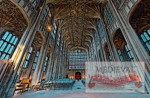 St Georges chapel inside Windsor Castle - Tudor Architecture