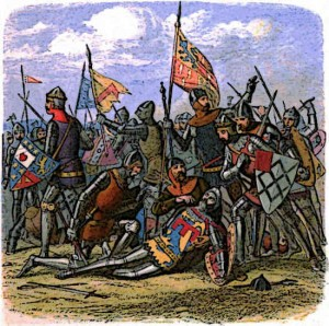 Famous Medieval Knight Henry Hotspur