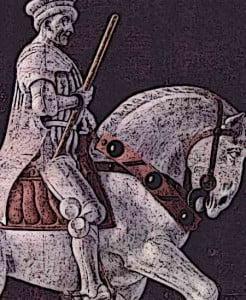 John Hawkwood Famous Medieval Knight