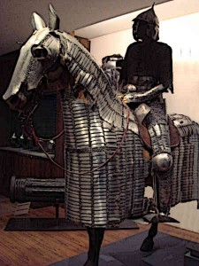 Stirups Ottoman Mamluk horseman 1550
