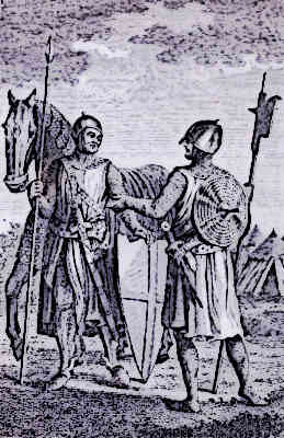 Norman-Conquest-Norman-Soldiers-Medieval-Times
