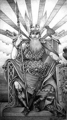 Viking-God-Odin-List-of-Viking-Gods-Including-Odin