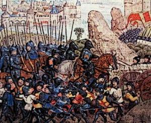 Siege-of-Calais