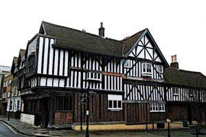 Tudor-Architecture