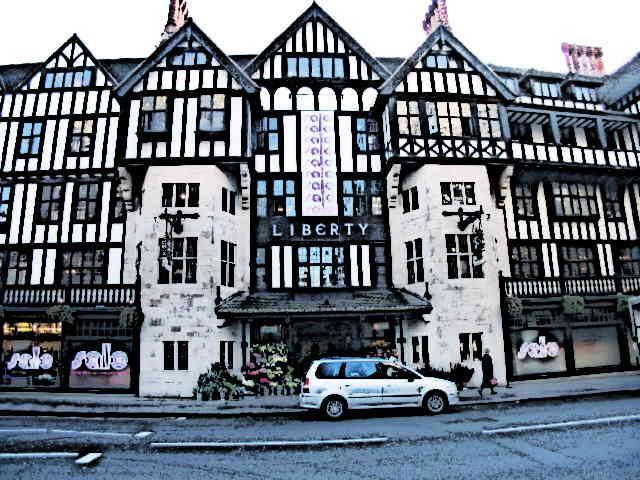 Liberty-London-Tudor-Architecture
