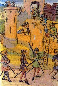 Third Crusades Saladin attacks Jaffa crusades