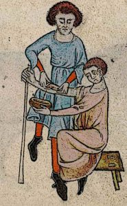 Blood Letting in the Middle Ages