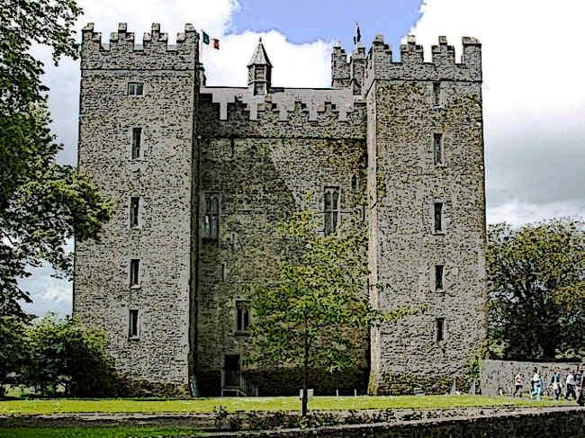 Bunratty Castle Castles of Ireland