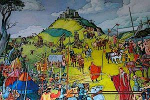 Famous Castle Sieges