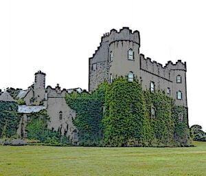 Famous Castles In Ireland Malahide Castle