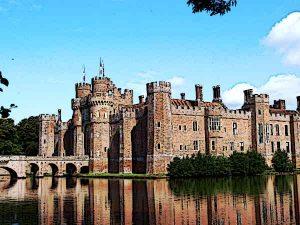 Herstmonceux-Castle