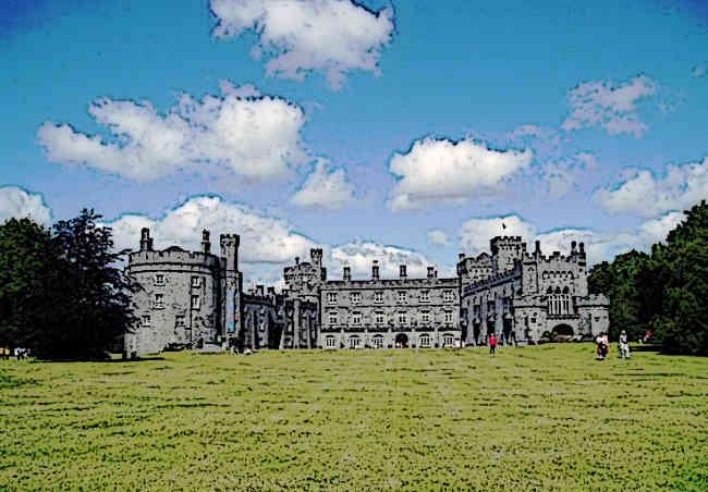 Kilkenny Castle Castles of Ireland