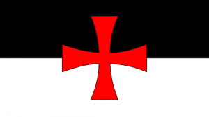Knights Templar Code of Conduct Latin Rule Templar Flag Crusades