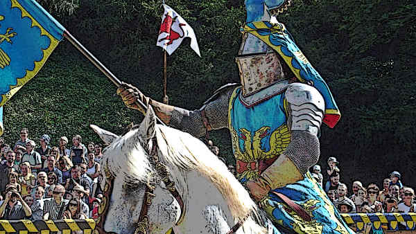 Knights-in-Wales