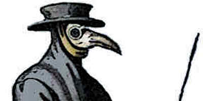 Plague Doctor Mask Costume Hat