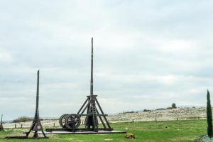 Trebuchet Siege Weapons
